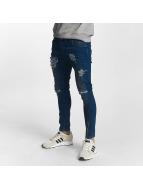 2Y Skinny Jeans James blau