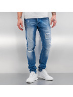 2Y Skinny jeans Ostende blauw