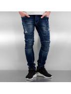 2Y Skinny jeans Kisi blauw