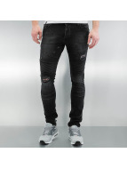 2Y Skinny Jeans Sintra czarny