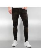 2Y Skinny Jeans Chester czarny