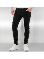 2Y Skinny Jeans Cannock czarny