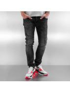 2Y Skinny Jeans Sher grau