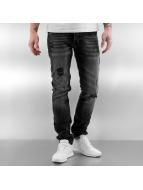 2Y Skinny Jeans Hunter grau