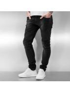2Y Skinny Jeans Hafall grau