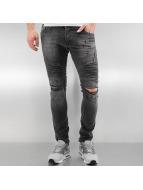 2Y Skinny Jeans Grimsby grau
