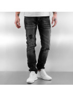 2Y Skinny jeans Hunter grijs