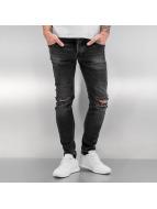2Y Skinny jeans Poki grijs
