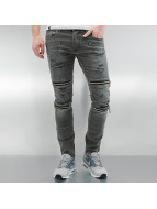 2Y Skinny jeans Braga grijs