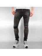 2Y Skinny jeans Coimba grijs