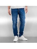 2Y Skinny Jeans Haki modrý