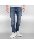 2Y Skinny Jeans Lokeren modrý