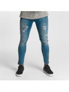 2Y Skinny Jeans Riley modrý