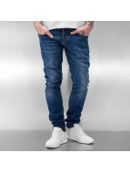 2Y Skinny Jeans Kubbur niebieski