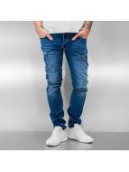 2Y Skinny Jeans Mons niebieski