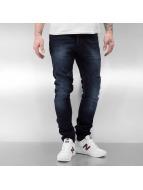 2Y Skinny Jeans Dallur niebieski