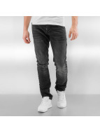 2Y Skinny Jeans Karan schwarz