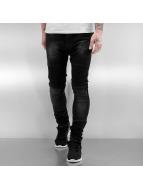 2Y Skinny Jeans Nennir schwarz