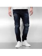 2Y Skinny Jeans Erill schwarz
