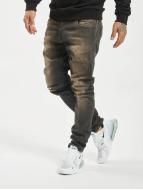 2Y Skinny Jeans Coventry schwarz