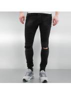 2Y Skinny Jeans Albufeira schwarz