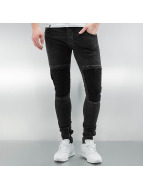 2Y Skinny Jeans Alentjeo schwarz
