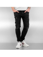 2Y Skinny jeans Chester svart