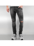 2Y Skinny Jeans Grimsby szary