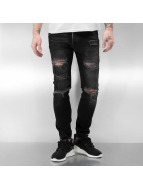 2Y Skinny jeans Gnupa zwart