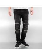 2Y Skinny jeans Leyton zwart