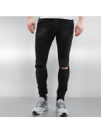 2Y Skinny jeans Albufeira zwart