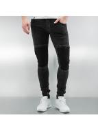 2Y Skinny jeans Alentjeo zwart
