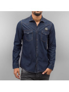 2Y Skjortor Trey blå