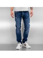 2Y Slim Fit -farkut Hasselt sininen