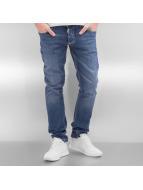 2Y Slim Fit -farkut Turnhout sininen
