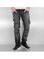 2Y Slim Fit Jeans Ixelles šedá