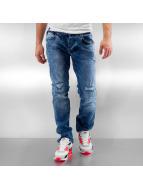 2Y Slim Fit Jeans Wash синий