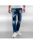 2Y Slim Fit Jeans Ryker blå