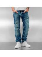 2Y Slim Fit Jeans Sagunt blå