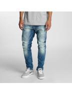 2Y Slim Fit Jeans Kiel blå