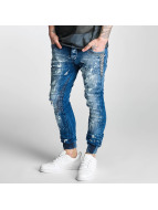 2Y Slim Fit Jeans Lean blauw