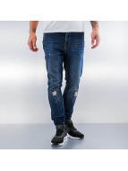 2Y Slim Fit Jeans Used modrá