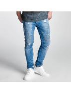 2Y Slim Fit Jeans Gang Gang modrá