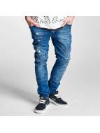 2Y Slim Fit Jeans Lando modrý