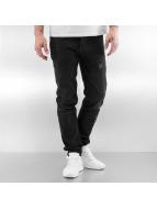 2Y Slim Fit Jeans Skull schwarz