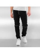 2Y Slim Fit Jeans Nanda schwarz