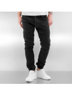 2Y Slim Fit Jeans Belay svart