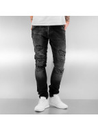 2Y Slim Fit Jeans Naresh zwart