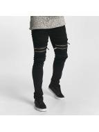 2Y Slim Fit Jeans Alfie zwart