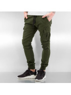 2Y Spodnie Chino/Cargo Pucha khaki